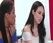 Consoling Girlfriend the lesbian way - Jade Baker, Kira Noir from jade pettyjohn naked porn