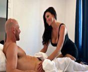 Johnny Sins - Step Mom Helps Son Make Bed and Fucks Him in it! from indian mom sin sex mov