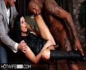 Shared Wife India Summer Gets BBC Trained in Front of Husband from india zoo xnx animal hot sexy horse