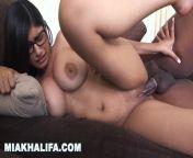 MIAKHALIFA - Mia Khalifa Tries A Big Black Dick And Likes It (mk13775) from arab muslim hijab 3gp sex vd mas spain ur