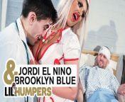 LIL Humpers - Lil Doctor Jordi Fucks big tit nurse Brooklyn Blue from jordi st